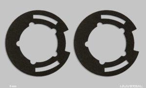ポリウレタン(PU)フォームのレーザー切断